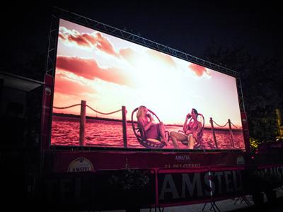Cine de Verano Amstel