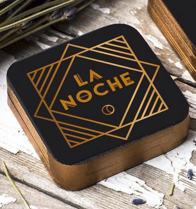 Creación del diseño DE LA NOCHE