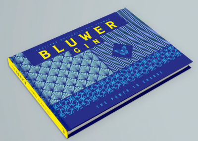 Bluwer Gin Diseño