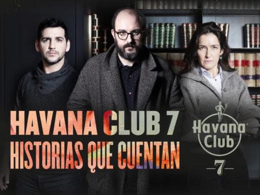 Havana Club 7 Historias que Cuentan en Cine 3ª Temporada